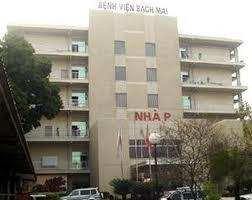 Bệnh viện Bạch Mai 1