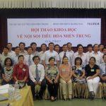 Hội thảo khoa học Chi hội Nội soi Tiêu hóa miền Trung lần thứ nhất