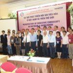 """Thành lập Liên chi hội Nội soi Tiêu hóa Việt nam và Hội thảo:"""" Xu hướng phát triển và họat động nội soi tiêu hóa ở Việt nam và thế giới"""""""