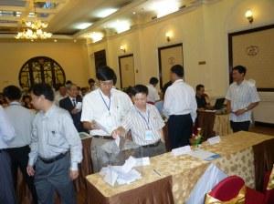 """Thành lập Liên chi hội Nội soi Tiêu hóa Việt nam và Hội thảo:"""" Xu hướng phát triển và họat động nội soi tiêu hóa ở Việt nam và thế giới"""" 2"""