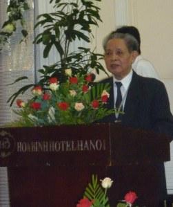 """Thành lập Liên chi hội Nội soi Tiêu hóa Việt nam và Hội thảo:"""" Xu hướng phát triển và họat động nội soi tiêu hóa ở Việt nam và thế giới"""" 3"""