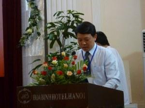 """Thành lập Liên chi hội Nội soi Tiêu hóa Việt nam và Hội thảo:"""" Xu hướng phát triển và họat động nội soi tiêu hóa ở Việt nam và thế giới"""" 4"""