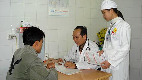 Khám miễn phí bệnh ung thư đại - trực tràng 1