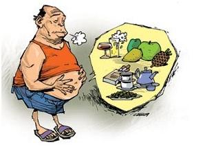 Chế độ ăn cho người bị đầy hơi