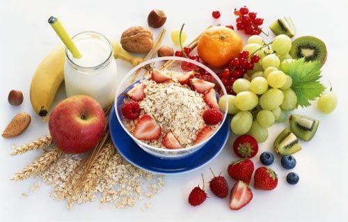 Đồ ăn tốt cho bệnh rối loạn tiêu hoá 1