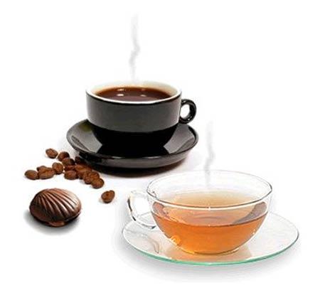 5. Cà phê và các loại trà 1