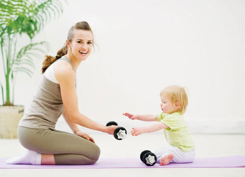 Bị rối loạn tiêu hóa sau khi sinh - Cần làm gì? 1