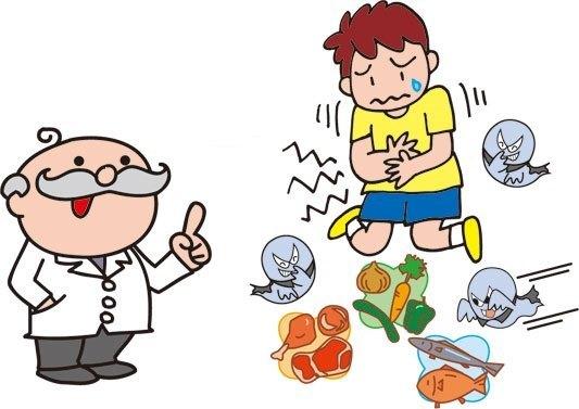 7 thực phẩm dễ gây ngộ độc ở trẻ em 1