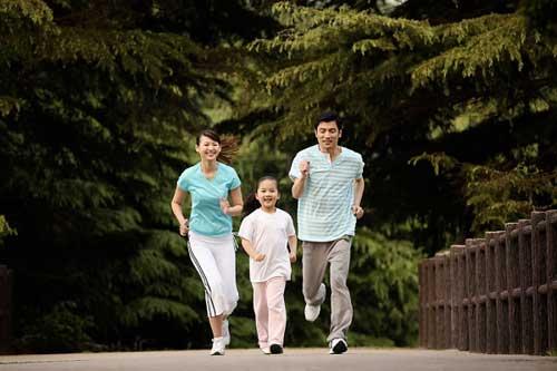 Thể dục giảm triệu chứng ruột kích thích 1