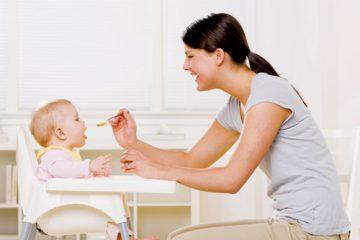 Ngăn ngừa rối loạn tiêu hóa cho bé