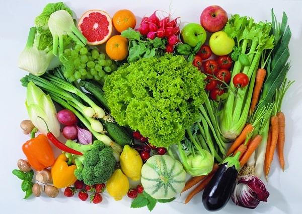 Một số thực phẩm cho người rối loạn tiêu hóa 1