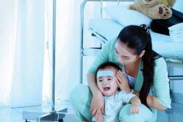 Cầm tiêu chảy cho trẻ đúng cách