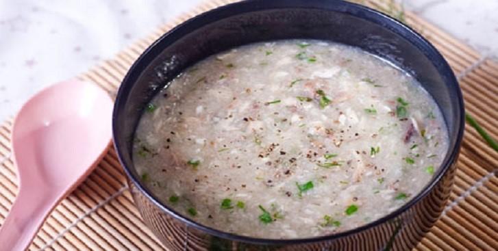 Gạo tẻ và cá diếc 1