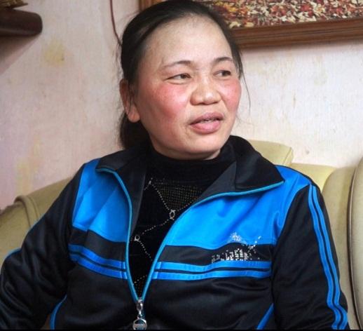 Cô Nguyễn Thị Hạt - 54 tuổi