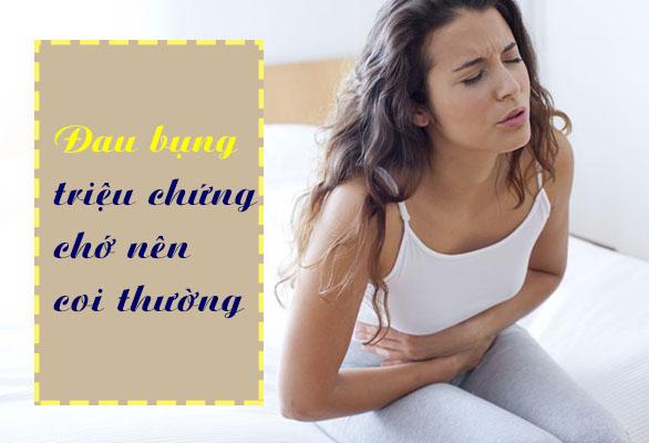 Đau bụng - Nguyên nhân và cách xử trí 1