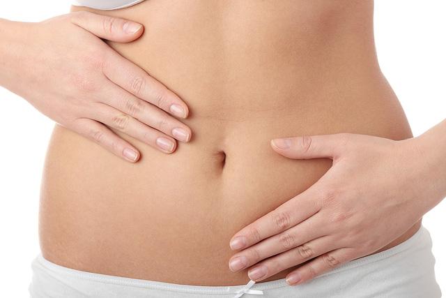 Mát xa vùng bụng 1