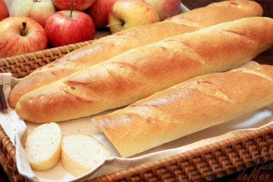 Bánh mì nướng 1