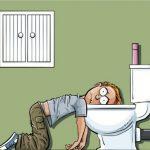 Chữa đau bụng đi ngoài tại nhà đơn giản