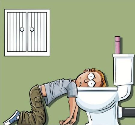 Chữa đau bụng đi ngoài tại nhà đơn giản 1