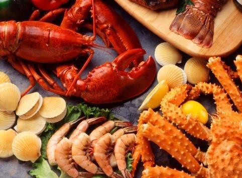 Dấu hiệu dị ứng hải sản và cách chữa 1