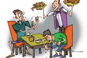 Xứ trí ngộ độc thức ăn tại nhà hiệu quả
