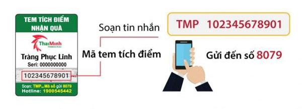 Gửi tin nhắn – Tích điểm nhận quà 1