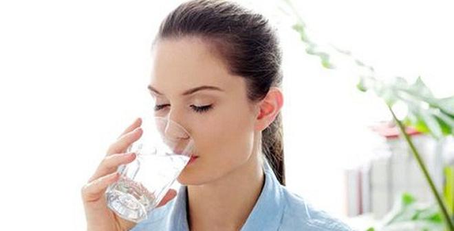 Bù nước cho cơ thể 1