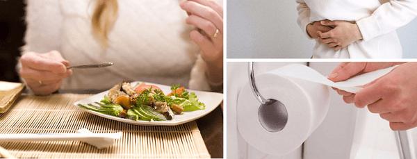Đau bụng đi ngoài buổi sáng là bệnh gì? 1