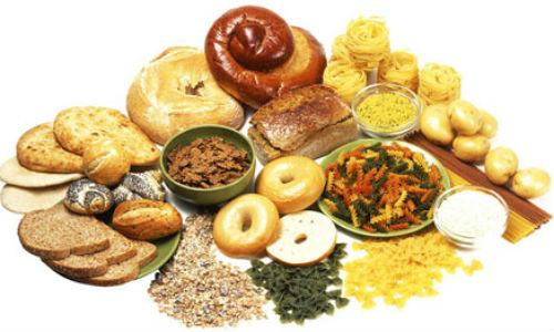 Thực phẩm giàu tinh bột 1