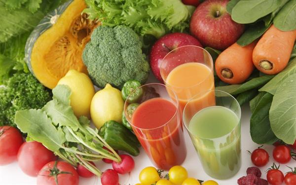 Trái cây và rau xanh 1
