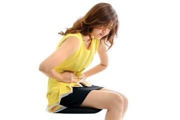 Đau bụng do viêm đại tràng ở vị trí nào?
