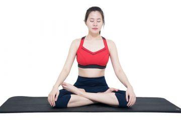 5 động tác Yoga chữa viêm đại tràng