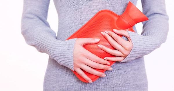 Chườm nóng giúp giảm đau đại tràng 1