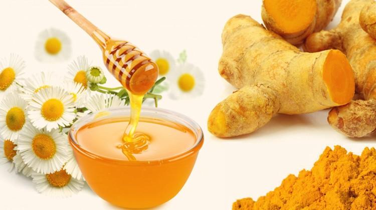Bài thuốc từ nghệ tươi và mật ong chữa viêm đại tràng 1