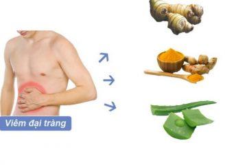 Bài thuốc chữa bệnh viêm đại tràng từ dân gian